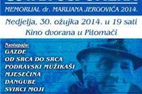 U sjećanje na dr. Marijana Jergovića:  4.Čuvar uspomena