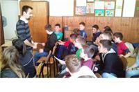 Školarci u Novoj Bukovici odslušali predavanje o arheološkom lokalitetu Sjenjak