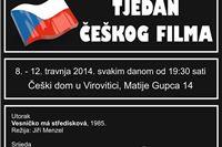 Tjedan češkog filma