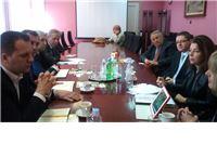 Susret s predstavnicima Sajam Vinitech iz Francuske