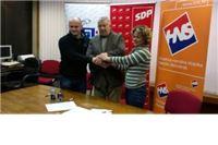 Koalicijski sporazum SDP-a, HNS-a i HSU-a