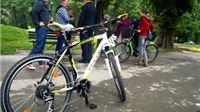 Stotinjak virovitičana odazvalo se akciji registriranja bicikla