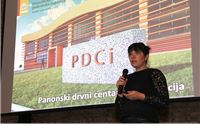 Na Tjednu dizajna u Zagrebu predstavila projekt  Panonski drvni centar kompetencija