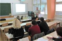 Siniša Brlas u Sarajevu održao izlaganje o mentalnom zdravlju i religioznosti mladih