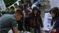 Učenici iz  Gornjeg Bazja  u Zagrebu na DM green city project