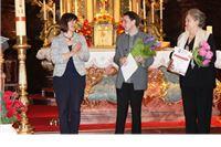 Orguljaški koncert Ivanke Stahunjak i Javora Valjka u crkvi Svetog Roka