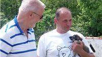 Sklonište za životinje posjetio Volker Fritzemeie, predsjednik  njemačke udruge za zaštitu životinja