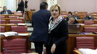 Nada Čavlović u petak se vratila u saborske klupe