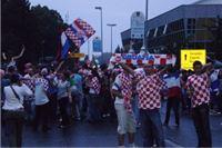 Za vrijeme utakmica hrvatske nogometne reprezentacije produljeno radno vrijeme ugostiteljskih objekata
