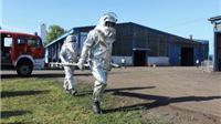 U prostoru ljevaonice RS Metala održana vježba tehničko-tehnološke nesreće