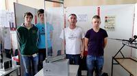 Inventum: Zlato i srebro za virovitičke učenke Industrijsko-obrtničke škole