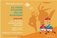 KUC Virovitica odlazi u Karlovac na 25. susret hrvatskih plesnih ansambala