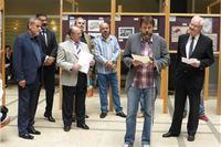 Roko Idžojtić osvojio Grand Prix 8. međunardonog zagrebačkog salona karikature