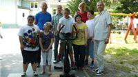 Zavod za javno zdravstvo donirao dva sobna bicikla za rad s djecom s teškoćama u razvoju