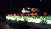 Predstavnici VPŽ, članovi Hravtsko-azerbejdžanskog društva prijateljstva na klavirskom koncertu u Zagrebu
