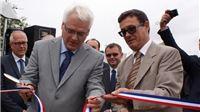 Josipović otvrio okretni fotonaponski sustav za proizvodnju struje