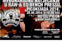 Powerlifting klub Virovitica na Međunarodnom natjecanju u Raw i EQ Bench pressu
