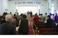 Direktan-radio prijenos bogoslužja Kršćanske adventističke Virovitica