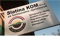 Slatina Kom postavlja 30 zelenih otoka