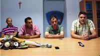 Policija i Hrvatski dragovoljac nogometnom utakmicom prikupili 5300 kuna za pomoć Gunji