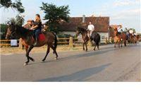 """Četvrti konjički maraton """"Bilogorom i Podravinom uz rijeku Dravu"""""""