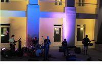 Ohio band nastupio u atriju Palače Pejačević