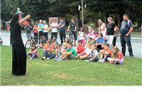 Počeo je VUF, Virovitički ulični festival smijeha i veselja