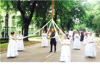 Slatinski KUD Dika u Subotici pokazao slavonske žetvene običaje