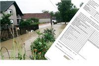 Danas je posljednji dan za prijavu šteta nastalih u poplavama