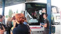 Nakon ljetne pauze autobus za Westgate shopping centar ponovo vozi