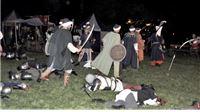 Simulacija povijesne bitke za Drenovački grad