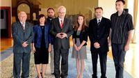 Češka beseda kod predsjednika Josipovića