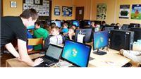Otvoreni dan projekta ICT4SCF u OŠ Eugena Kumičića u Slatini