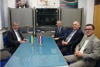 Oleksandr Levchenko, veleposlanik Ukrajine u Hrvatskoj, posjetio je HGK – Županijsku komoru Virovitica