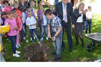 Položen kamen temeljac za izgradnju nove škole u Gornjem Miholjcu