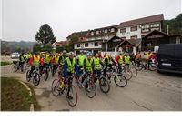 Drugi biciklistički maraton Virovitica - Szentlorinc