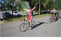Alen Bekavac iz Suhopolja pobjednik biciklističkog maratona Szentlőrinc – Virovitica
