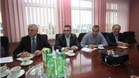 Predstavnici Mreže za ruralni razvoj i Ministarstva poljoprivrede Republike Kosovo posjetili županiju