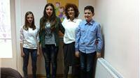 Virovitičanka Laura Kolesarić u Mreži mladih savjetnika pravobraniteljice za djecu