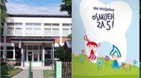 """Osnovna škola Davorin Trstenjak iz Čađavice sudjeluje u kampanji """"Osmjeh za 5!"""""""