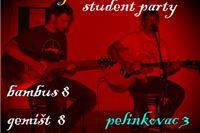 "Večeras u ""Štednoj"" studentski party uz Flageolet Acoustic Band"