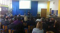 Projekti ICT4SCF i KFT predstavljeni ravnateljima škola  Vukovarsko-srijemske županije