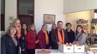 Žene HNS-a Orahovice donirale namirnice Socijalnoj samoposluzi u Vukovaru