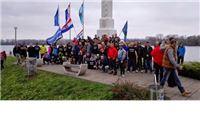 Glasnici istine-hrvatski maratonci ''U Vukovar s ljubavlju''