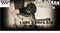 Jimi Gitara ponovo u Štednoj