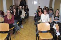 Profesor Siniša Brlas na Pravnom fakultetu u Zagrebu održao predavanje o mentalnom zdravlju