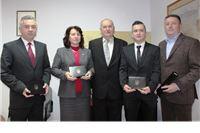 Zlatne kune Slatinskoj banci, Hrvatskim duhanima, Radlovcu i Herbariumu