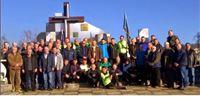 Istrčan 8. memorijalni maraton Četekovac-Voćin