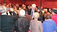 Josipović zahvalio Virovitčanima: Možemo mi još bolje, i pobijedit ćemo