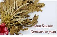 SDSS čestitao pravoslavnim vjernicima Božić